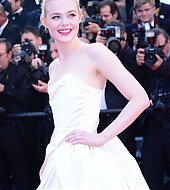 elle fanning, cannes, ismael's ghost, vivienne westwood
