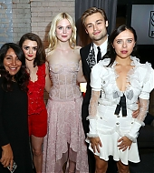 elle fanning, maisie williams, douglas booth, bel powley, mary shelley, tiff 2017