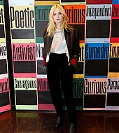 elle fanning, sundance 2018, i think we're alone now