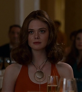 elle fanning, trumbo, screen captures