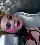elle fanning, the neon demon, screen captures