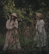 elle fanning, the beguiled, screen captures