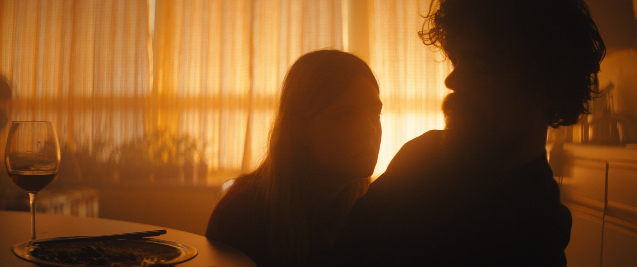 elle fanning, peter dinklage, i think we're alone now, still