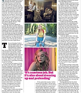 elle fanning, the guardian, g2, magazine, scan 2017